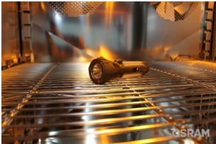 Automotive Testing Solar Simulation