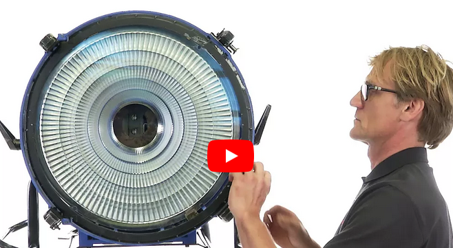HMI single-ended lamps installation guide