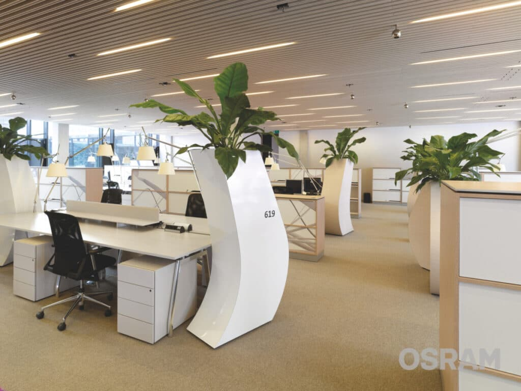 Osram Lights Office