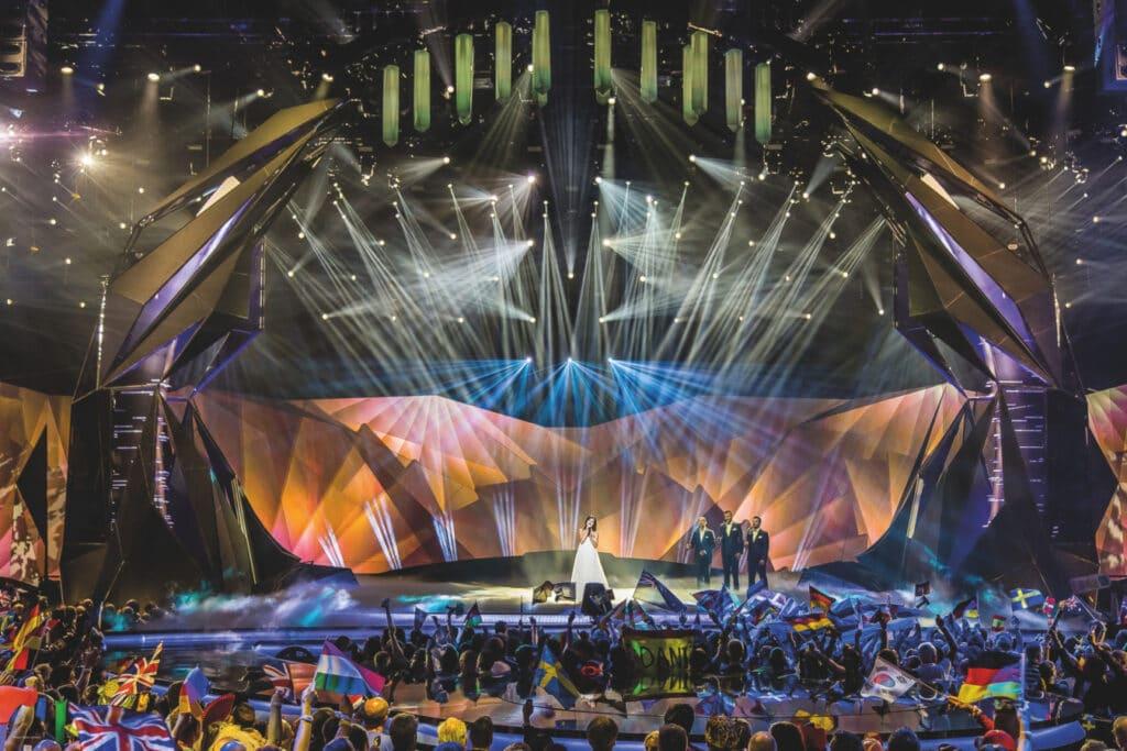 Eurovision Lights