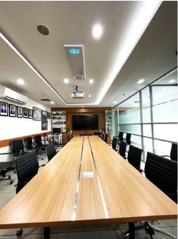 Meeting Room Intrenational Trade